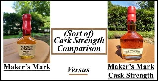 Maker's mark comparison