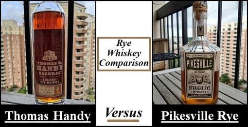 Pikesville vs Thomas Handy comparison