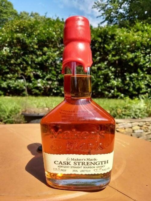 maker's mark cask strength review