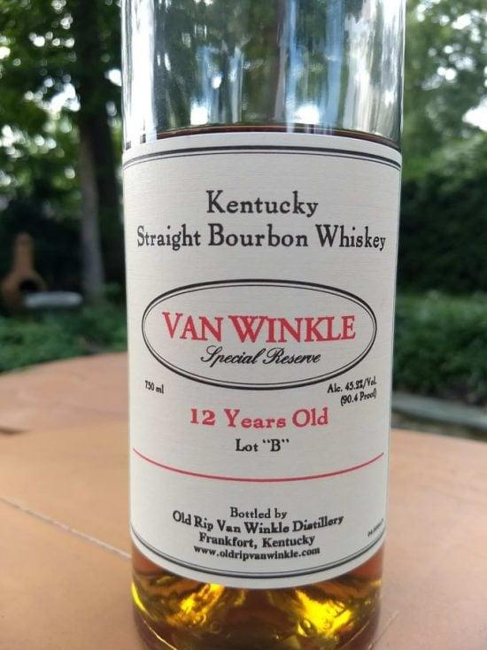 Van Winkle Special Reserve review