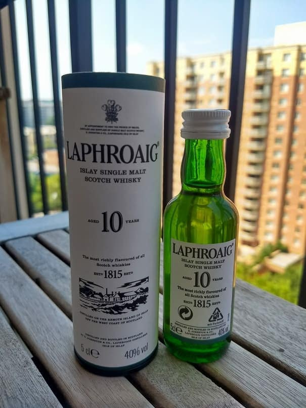 Laphroaig 10 compressed