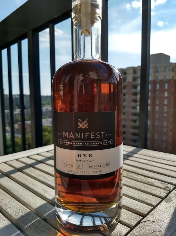 Manifest rye compressed