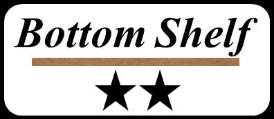 Bottom shelf rating icon