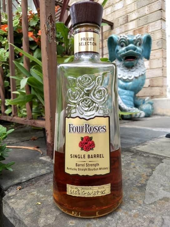 Four Roses Single Barrel Private Select
