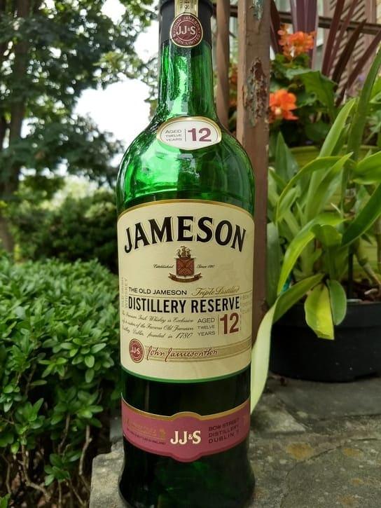 Jameson Distillery Reserve 12