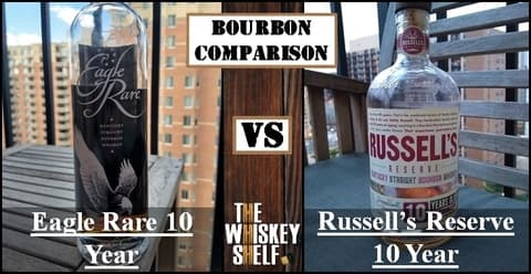 Eagle Rare 10 vs Russell's Reserve 10 2
