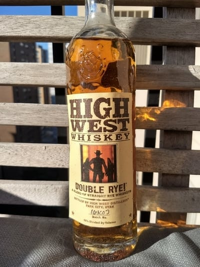 High West Double Rye 2016 compressed