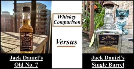 Jack Daniel's vs SB