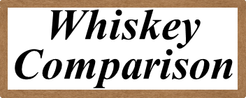 Whiskey Comparison
