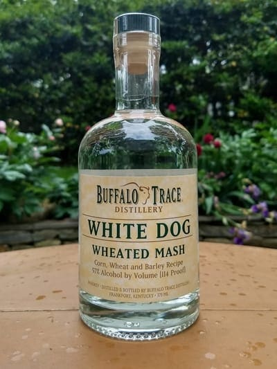Buffalo Trace Wheated Mash compressed