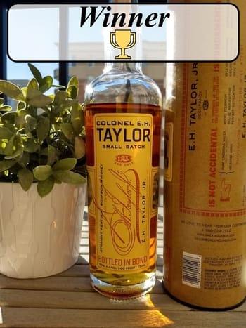 EH Taylor Winner