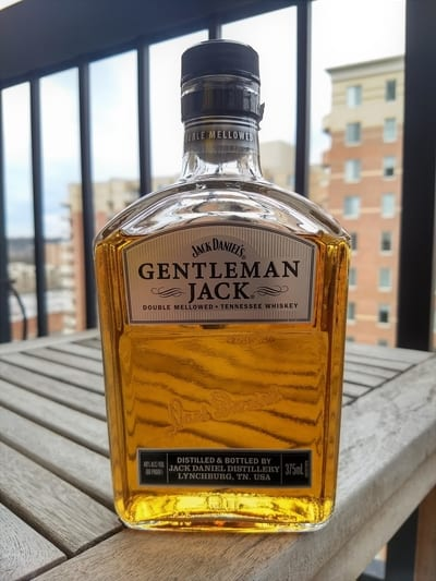 Gentleman Jack compressed