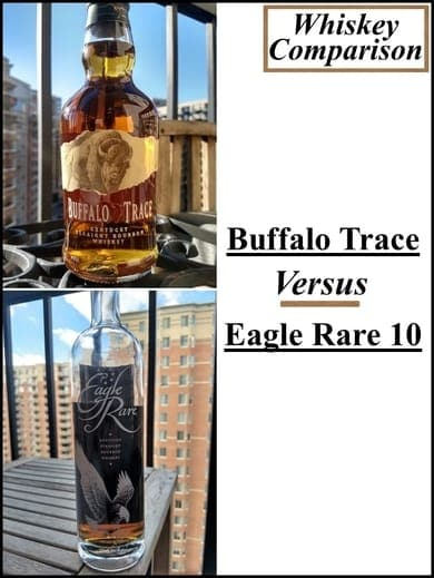 buffalo trace vs eagle rare 1 compressed