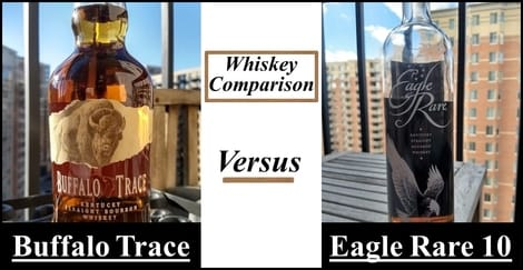 buffalo trace vs eagle rare