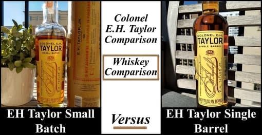 EH Taylor comparison