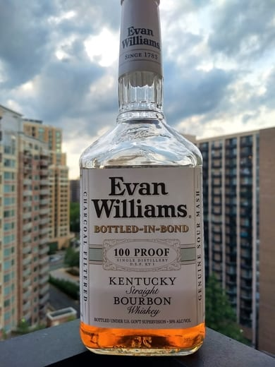 Evan Williams BIB