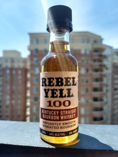 Rebel Yell 100 compressed