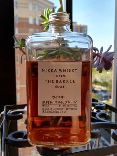 nikka from the barrel review