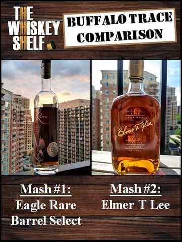 eagle rare vs elmer t lee