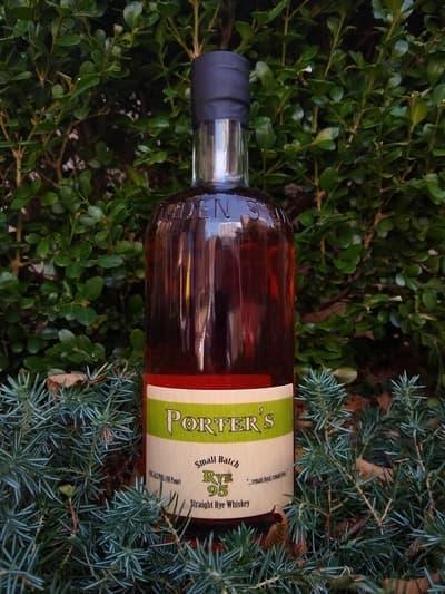 Ogden's Own Porter's Rye Whiskey review