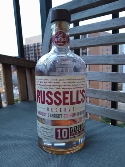 russell's reserve 10 year compressed
