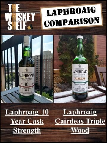 laphroaig 10 vs cairdeas comparison 1 compressed