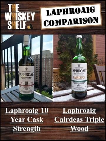 laphroaig 10 vs cairdeas comparison 1 compressed