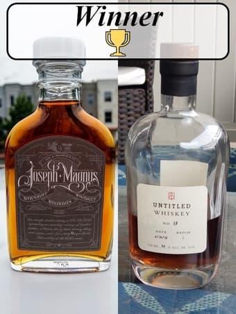 Joseph magnus bourbon vs untitled 13 winner