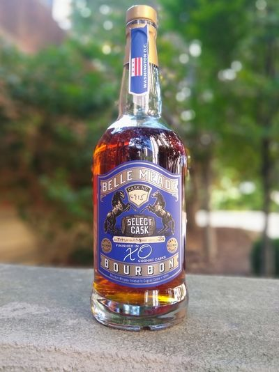 belle meade cask select cognac finish