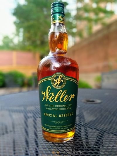 weller special reserve compressed