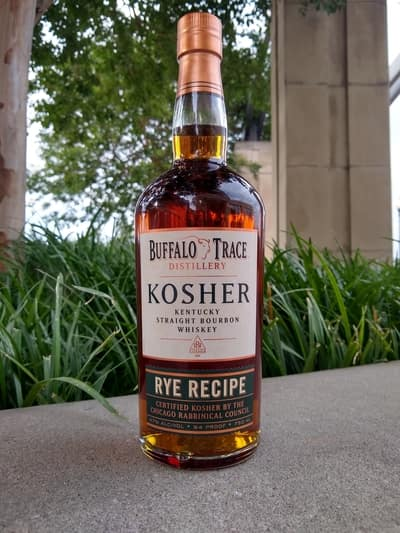 Buffalo Trace Kosher rye recipe compressed