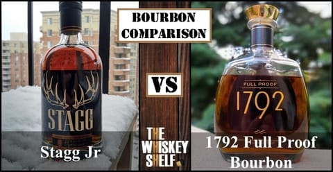 stagg jr 7 vs 1792 full proof