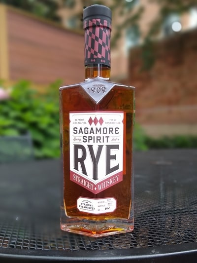 Sagamore Spirit Signature Rye compressed