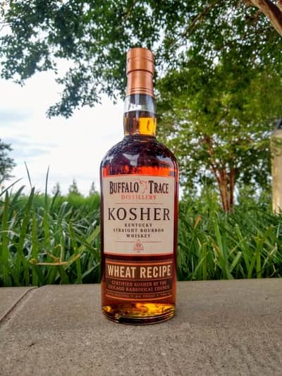 Buffalo Trace Kosher Wheat compressed