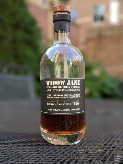 widow jane 12 year TW pick barrel 1932 compressed