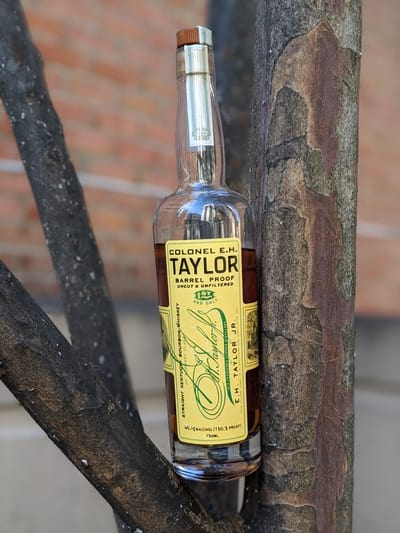 EH Taylor Barrel Proof 2020 compressed