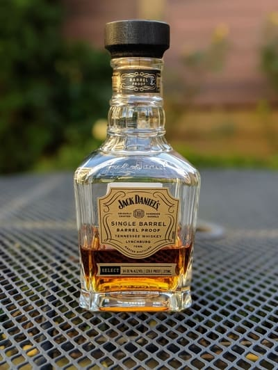 Jack Daniel's Barrel Proof 18-8288 compressed