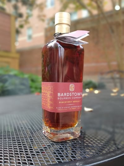 bardstown bourbon company discovery series 3