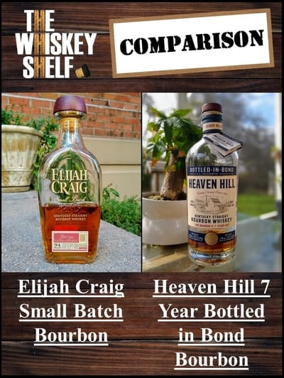 elijah craig small batch vs HH 7 year BIB 1 compressed